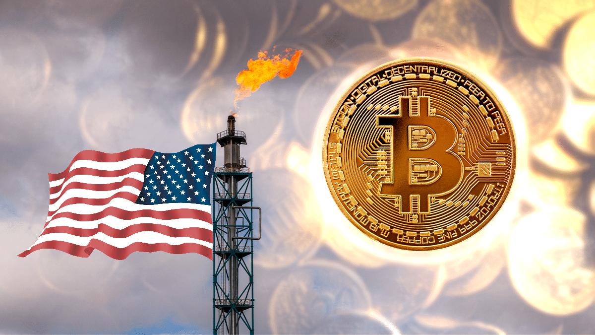 Sector gasífero de Texas descubrió la minería de Bitcoin mientras buscaba petróleo