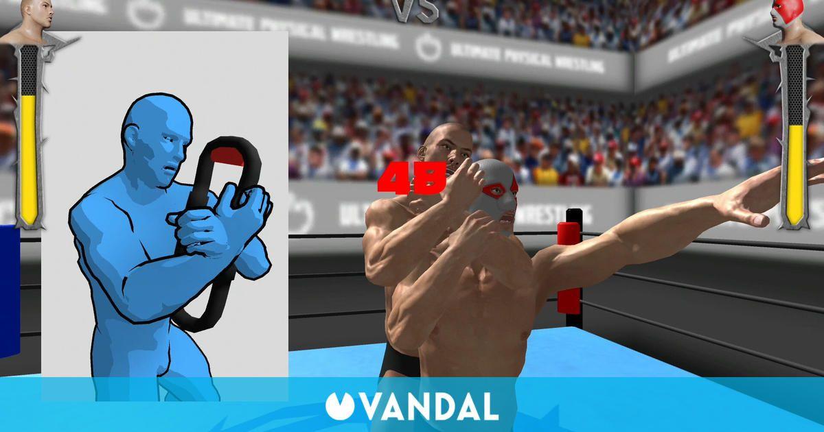 Este curioso juego de lucha de Steam se controla con el Ring-Con de Switch