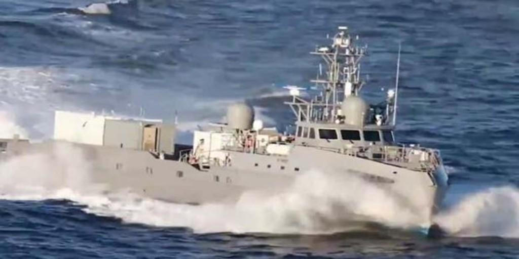 los 'barcos fantasma' de Estados Unidos ya son capaces de disparar misiles