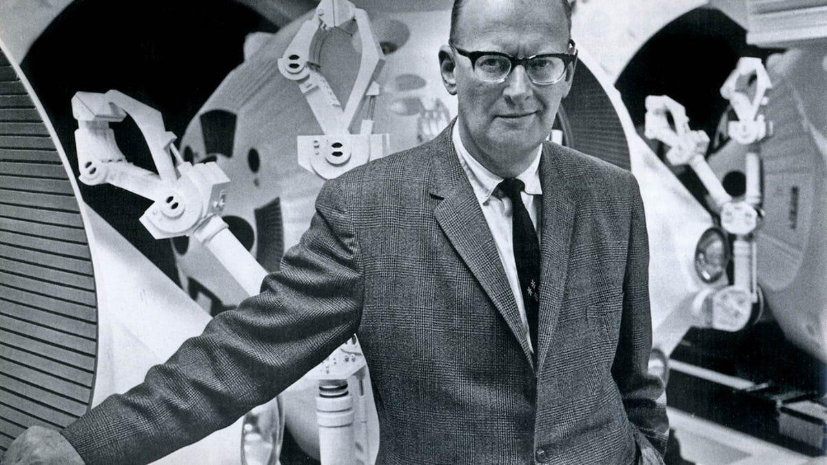 Hace 45 años Arthur C. Clarke predijo el presente