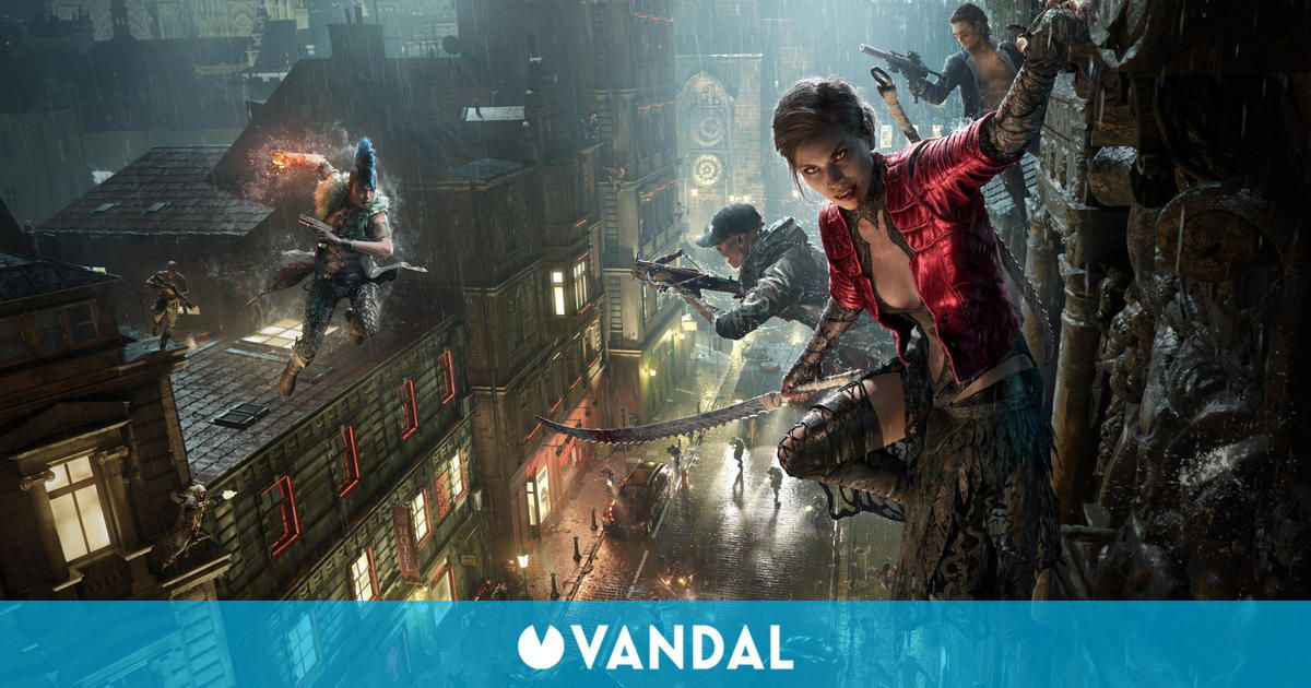 Vampire The Masquerade: Bloodhunt, un battle royale gratuito, ya disponible en Steam