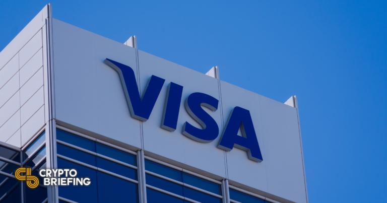Visa está construyendo un centro para pagos criptográficos entre cadenas