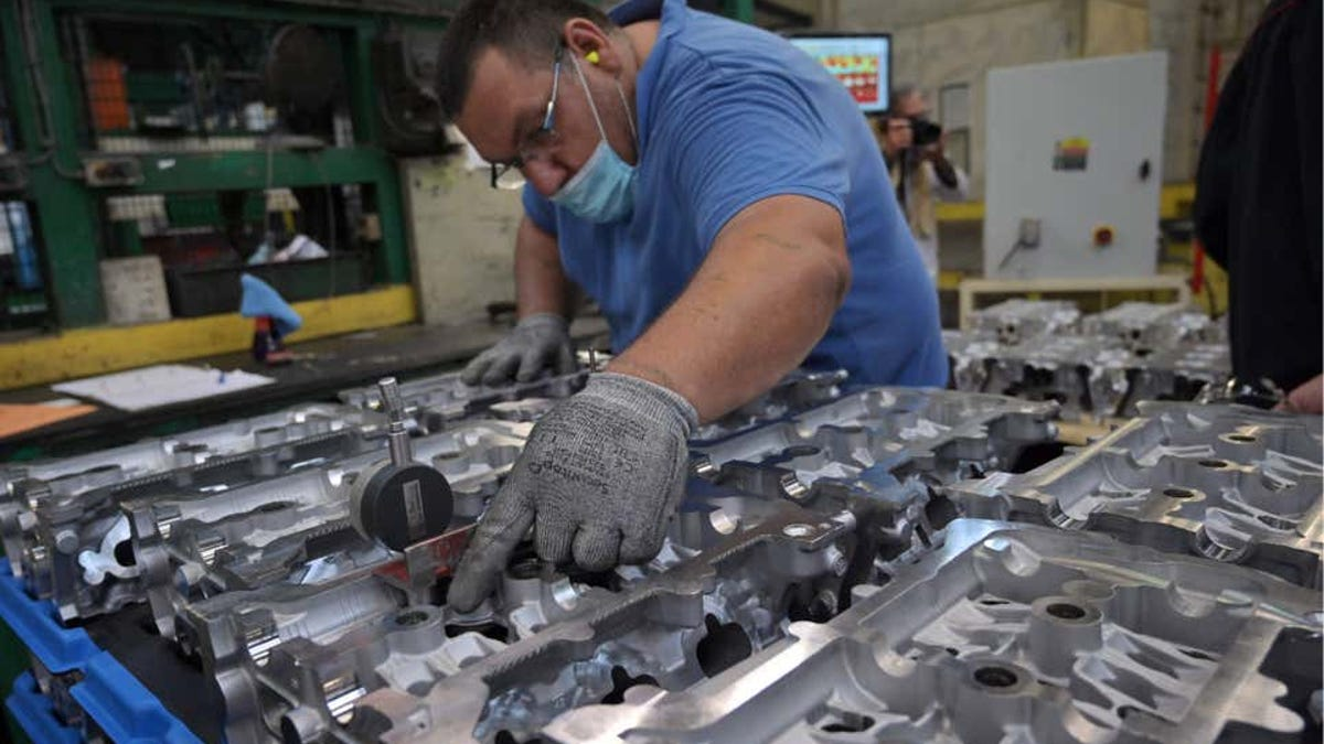El magnesio amenaza con parar la industria del automóvil
