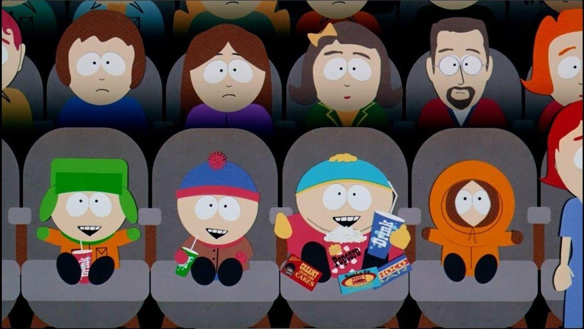 Dos películas de South Park llegan este mismo año