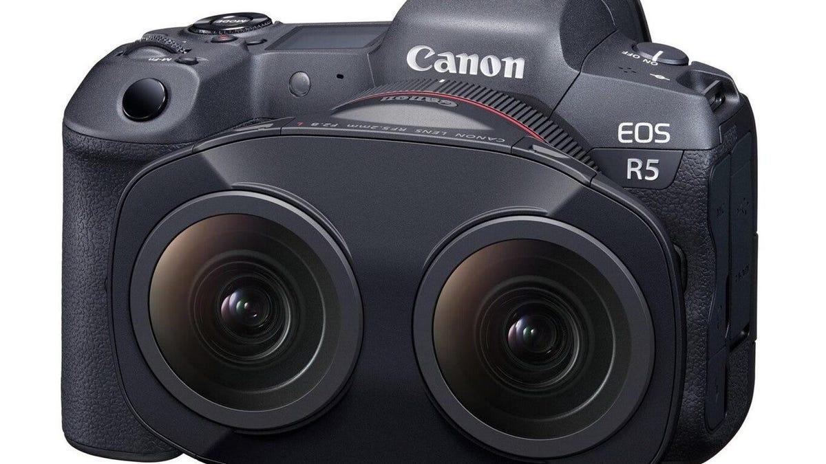 Canon lanza un objetivo especial para grabar contenido 3D y VR