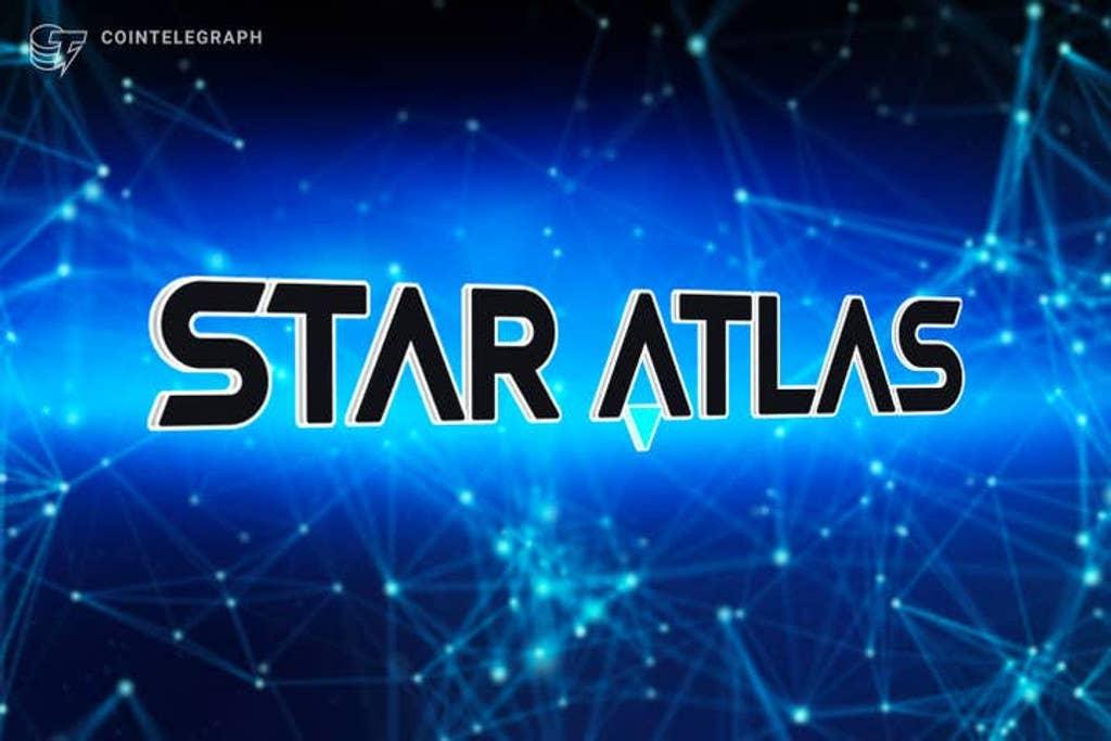 Star Atlas, un juego «Play-to-Earn» del deep space en Solana