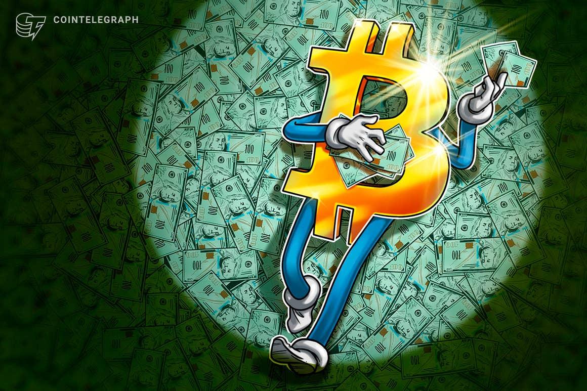 El precio de Bitcoin se acerca a los USD 50,000 mientras el dólar retrocede tras alcanzar su máximo de un año