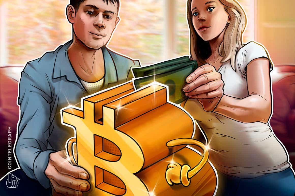 Los salvadoreños venden «muchos más» dólares estadounidenses para comprar Bitcoin