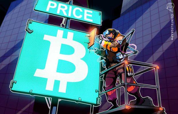 El precio de Bitcoin pierde un 6% en su lucha por alcanzar nuevos máximos históricos en medio de la caída de las tasas de financiación