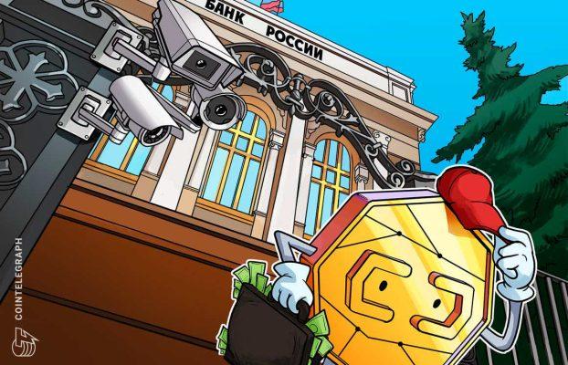 El Banco de Rusia investiga el volumen de las reservas de Bitcoin luego de que 36 millones de dólares se retiraran de los bancos