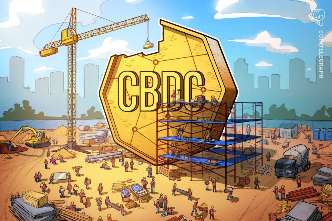 «110 países están 'en alguna fase' del desarrollo de una CBDC»