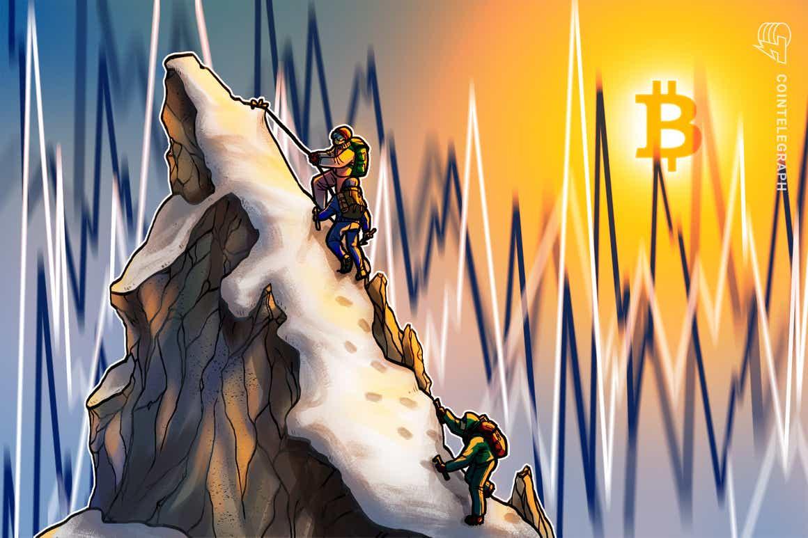 Los alcistas de Bitcoin apuntan a precios superiores a los USD 58,000 antes del vencimiento de USD 820 millones en opciones este viernes