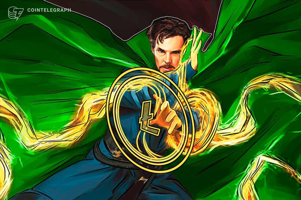 Las transacciones de Litecoin se acercan a su máximo histórico tras ganar terreno en el sector de los pagos