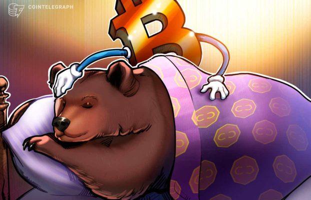 Una métrica de Bitcoin se prepara para volverse verde por primera vez en 6 meses