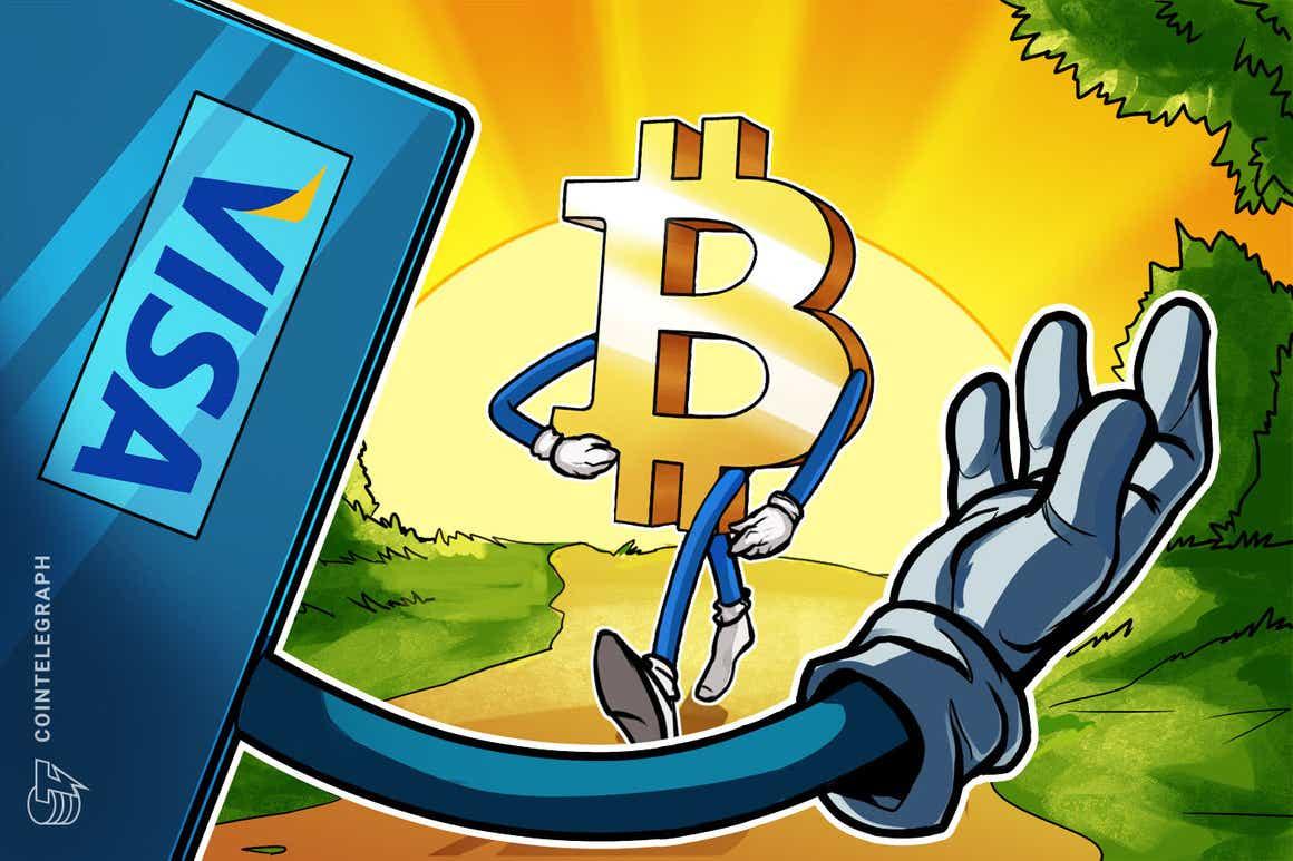 Las recompensas de Bitcoin desencadenaron un aumento en las compras con tarjeta de crédito