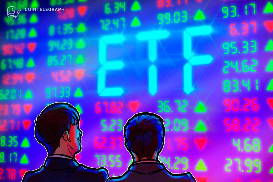 El ETF de ProShares vinculado a Bitcoin se lanza en la Bolsa de Nueva York mientras el precio de BTC supera los USD 63,000