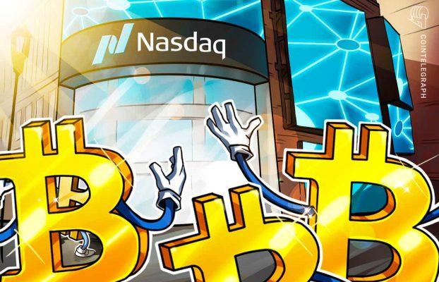 El ETF vinculado a futuros de Bitcoin de Valkyrie se lanza en Nasdaq, y los precios de las acciones caen un 3% a primera hora