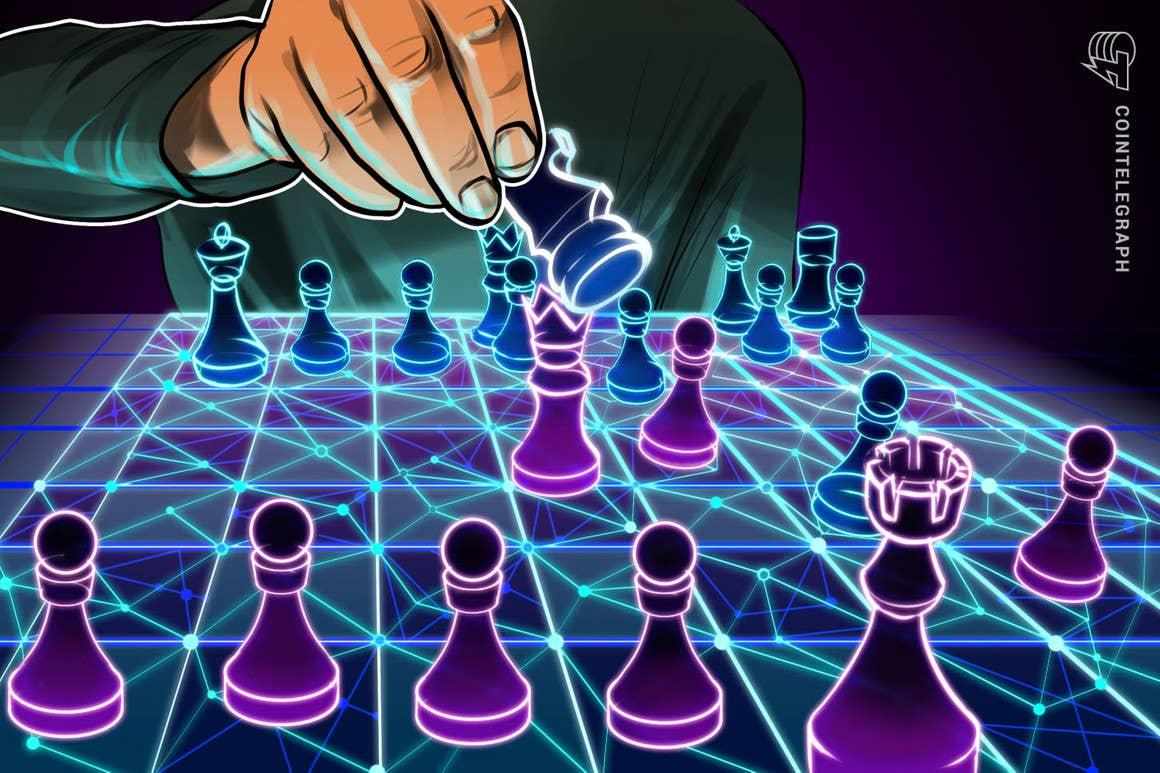 Magnus Carlsen, Gran Maestro de ajedrez, persigue un trofeo no fungible