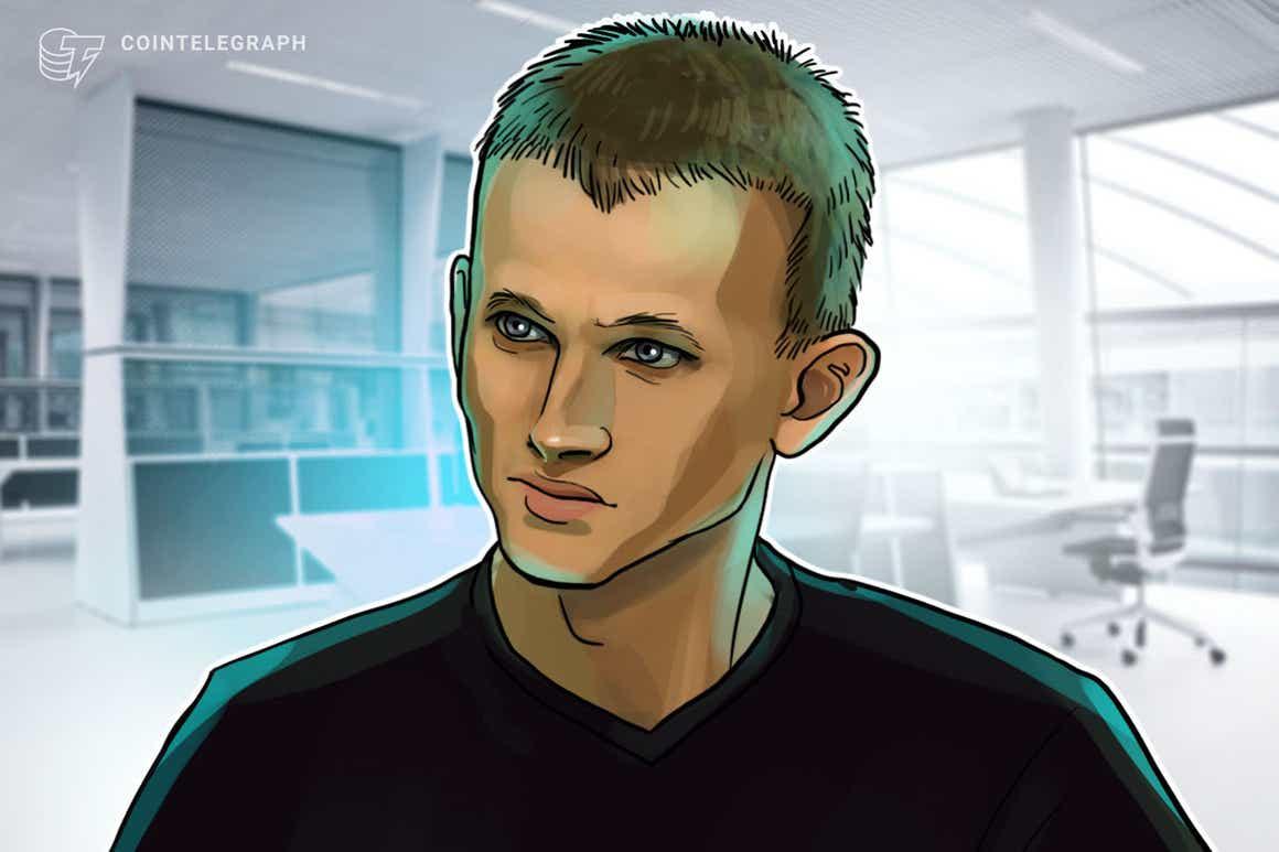 Vitalik Buterin habla sobre las DAO, Ethereum y NFT en una nueva entrevista