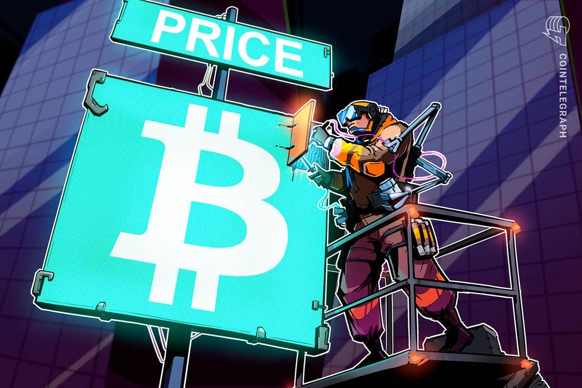 Un analista acierta el cierre mensual de Bitcoin 2 meses seguidos, y su objetivo para finales de octubre es de 63,000 dólares