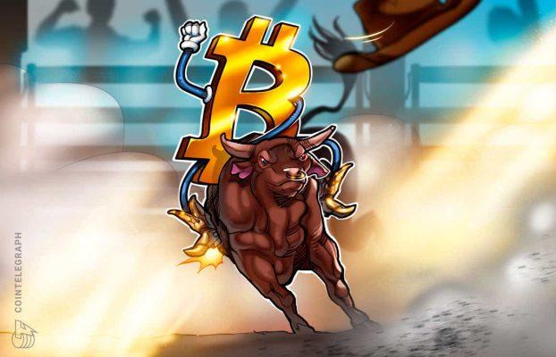 ¿Está el precio de Bitcoin imitando la carrera alcista de 2017? Descúbrelo en The Market Report con el experto en ETF, Eric Balchunas