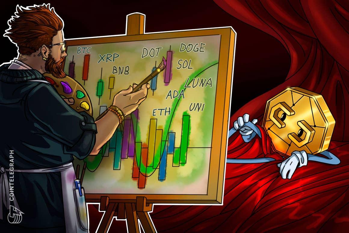 Análisis de precios del 1 de octubre: BTC, ETH, ADA, BNB, XRP, SOL, DOT, DOGE, LUNA, UNI
