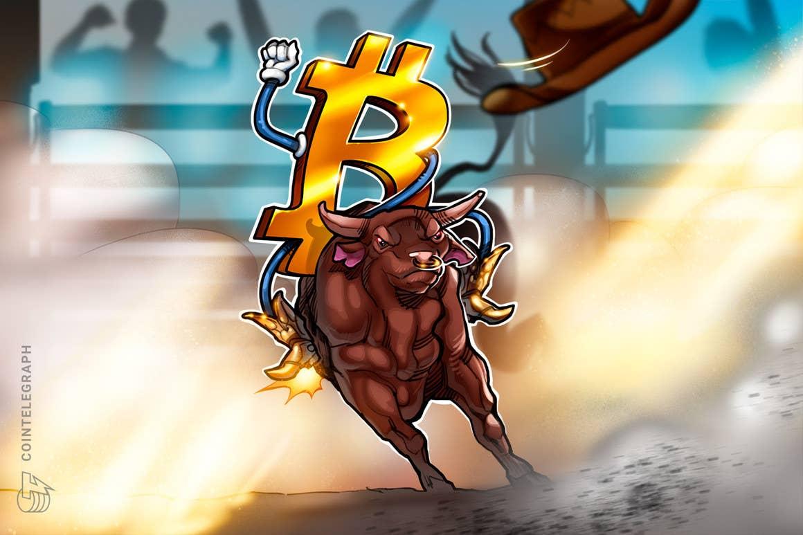 El precio de Bitcoin supera los USD 51,000 y amplía el objetivo a corto plazo de los alcistas hasta los USD 56,000