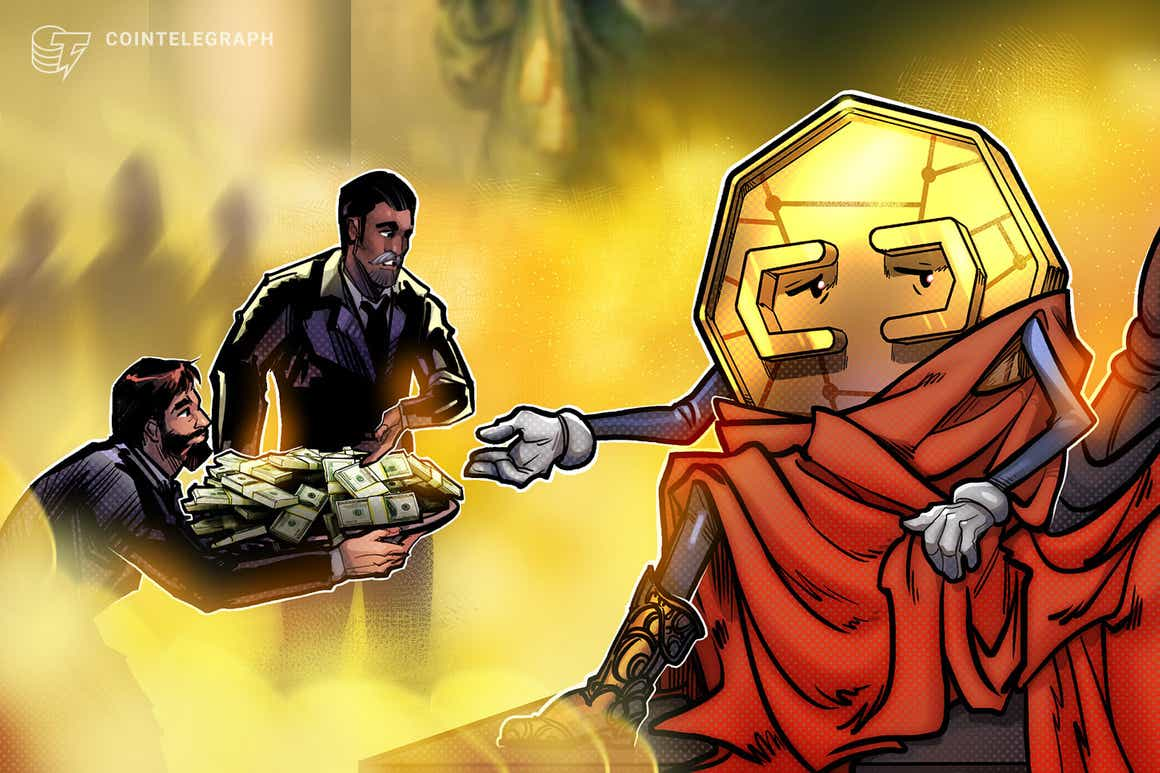 Los administradores institucionales tienen USD 72.3 mil millones en criptomonedas