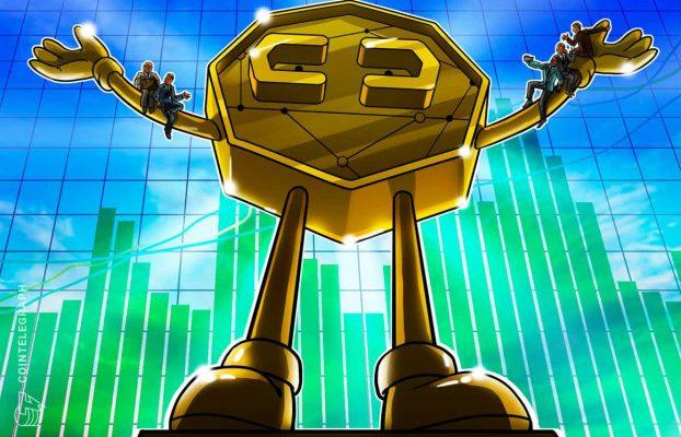 Las ganancias de Secret, Curve y Shiba Inu sugieren que se acerca una temporada de altcoins