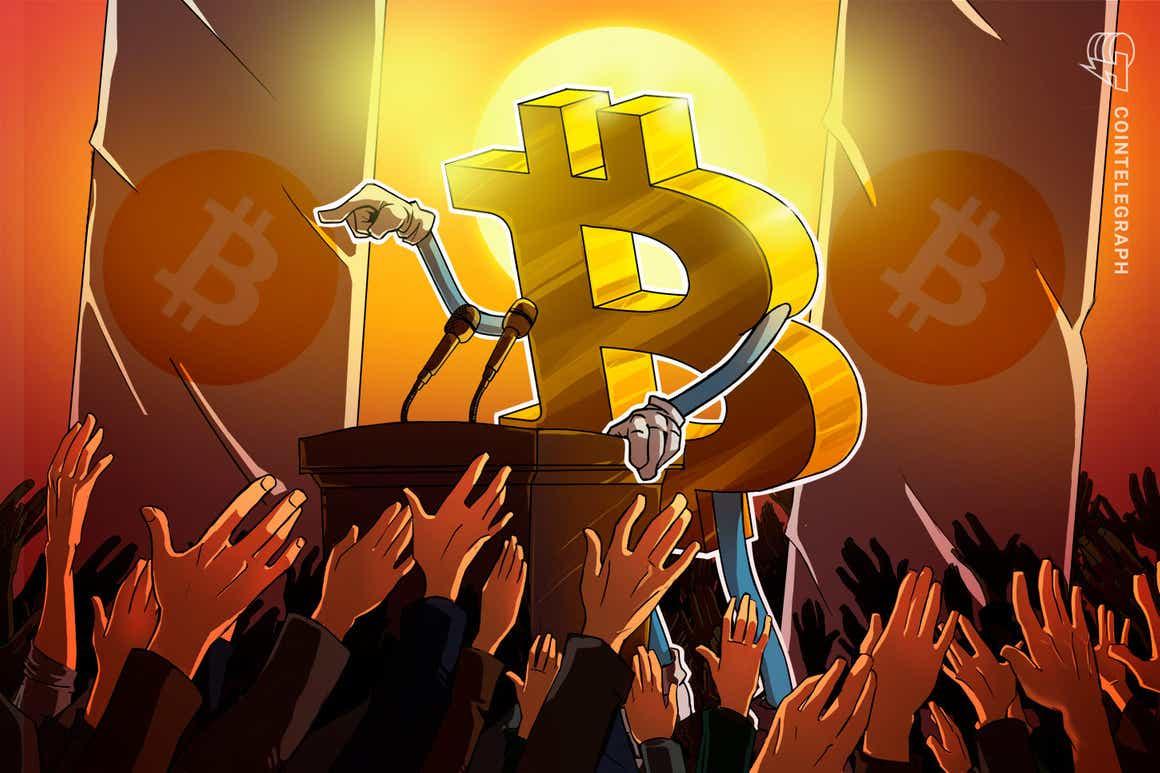 El precio de BTC subió un 50% desde que China prohibió la minería de Bitcoin