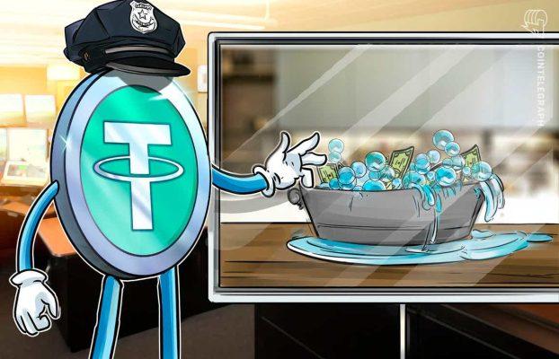 Tether prueba la nueva tecnología de Notabene para combatir los delitos financieros