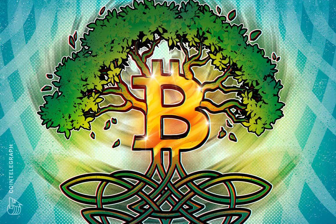Bitcoin se vuelve más ecológico que nunca