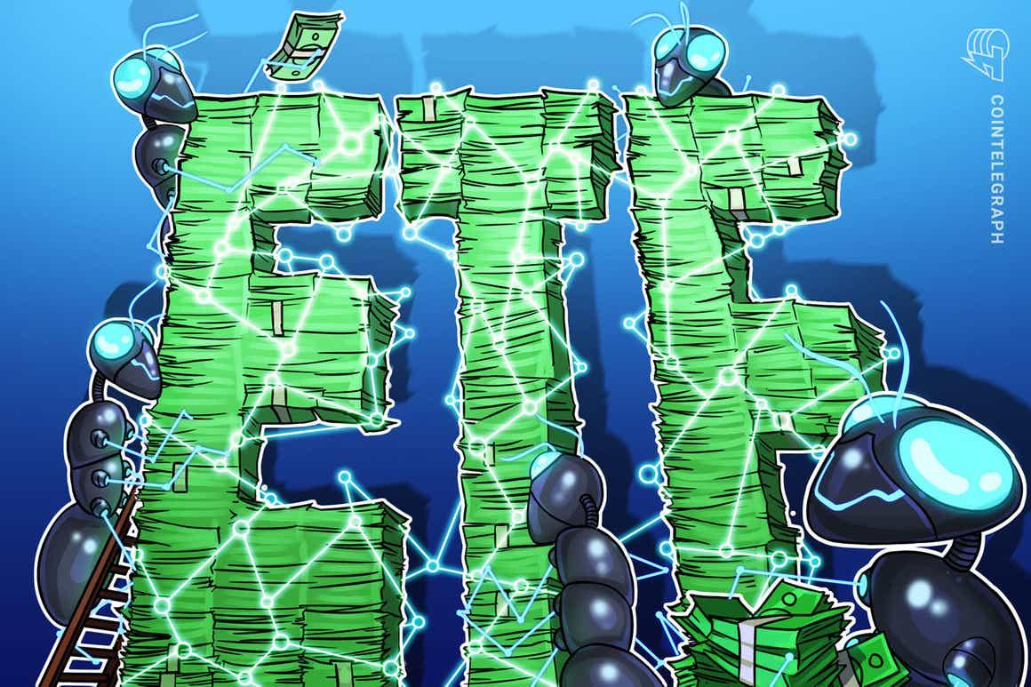 El ETF de futuros de Bitcoin debuta con el mayor volumen «natural» del primer día: con USD 1,000 millones