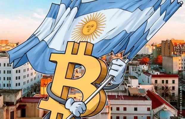 El precio de un bitcoin en Argentina alcanzó los doce millones de pesos