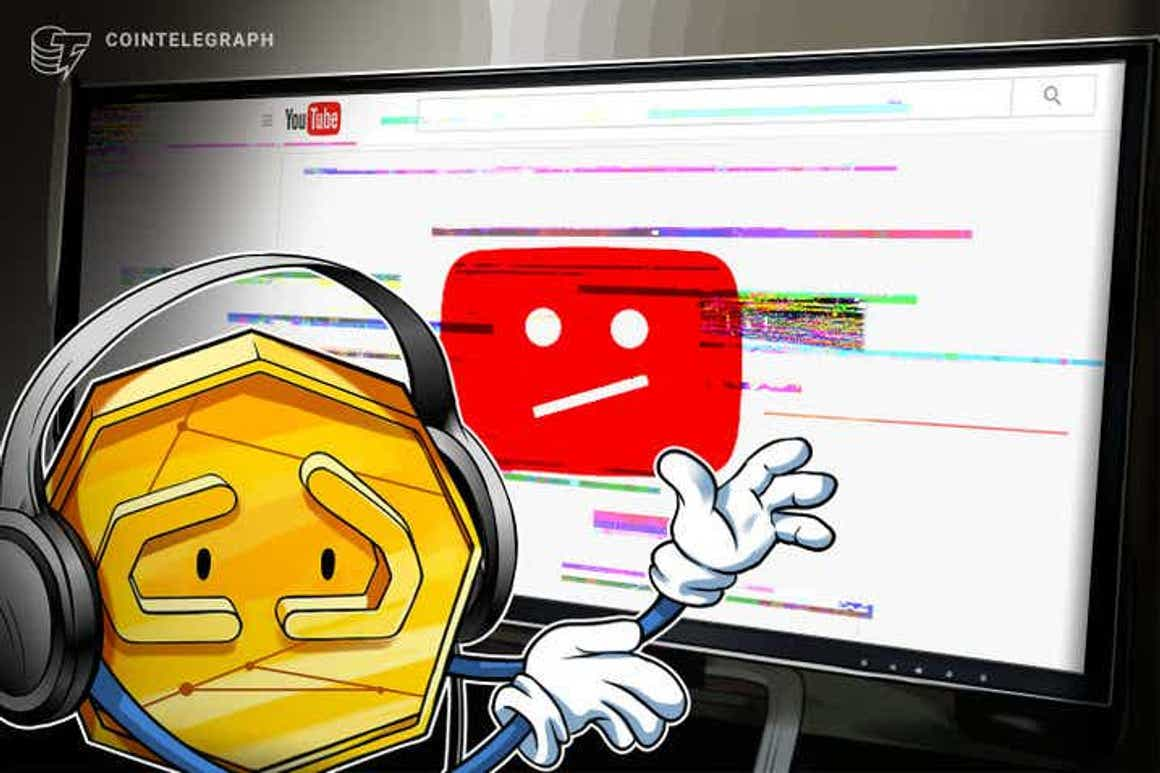 YouTube da de baja el canal de Anthony Pompliano