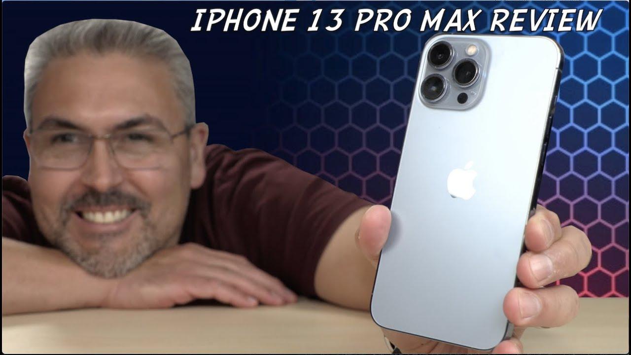iPhone 13 pro Max Review, IGUAL pero MEJOR que el modelo anterior