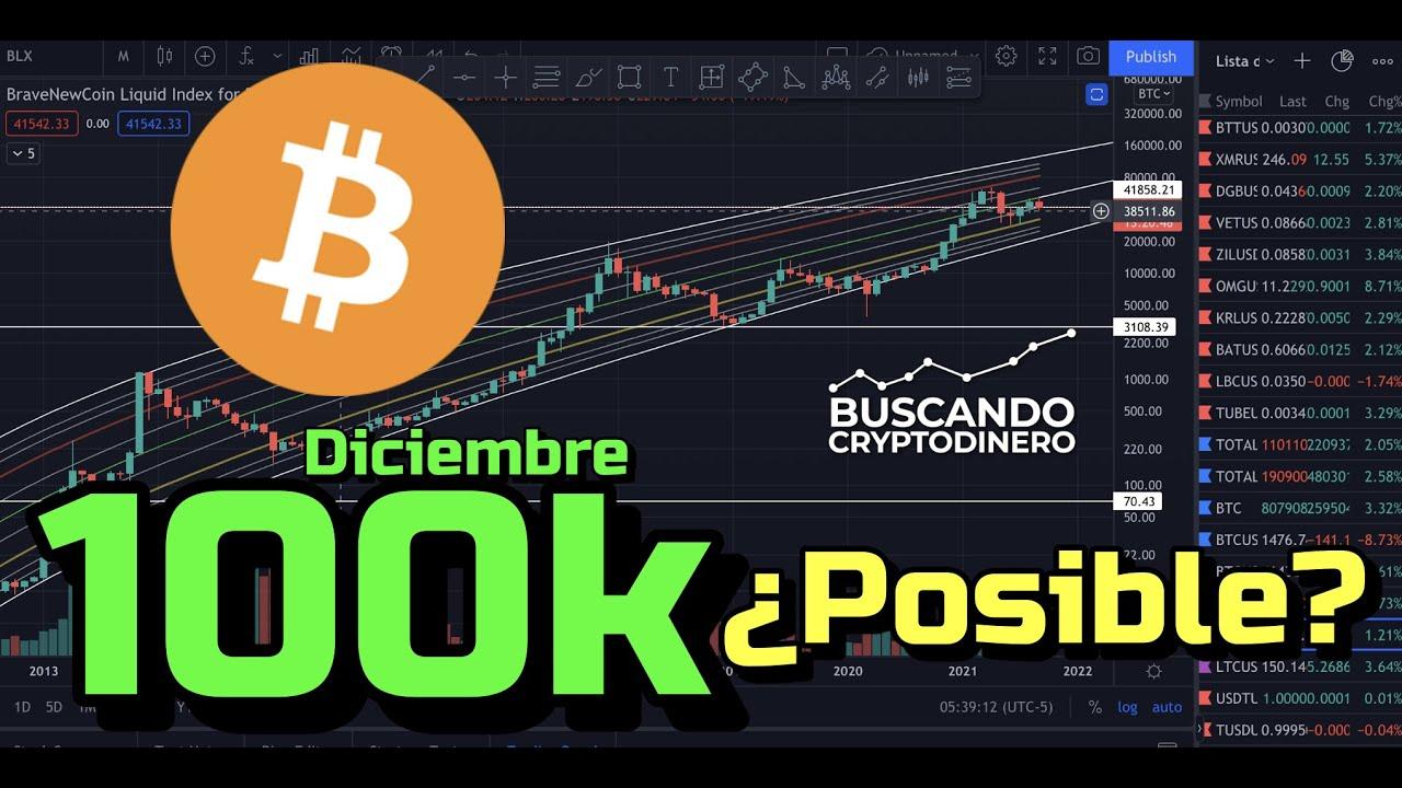 🚀 Es posible llegar a 100k en Diciembre aun con Bitcoin???