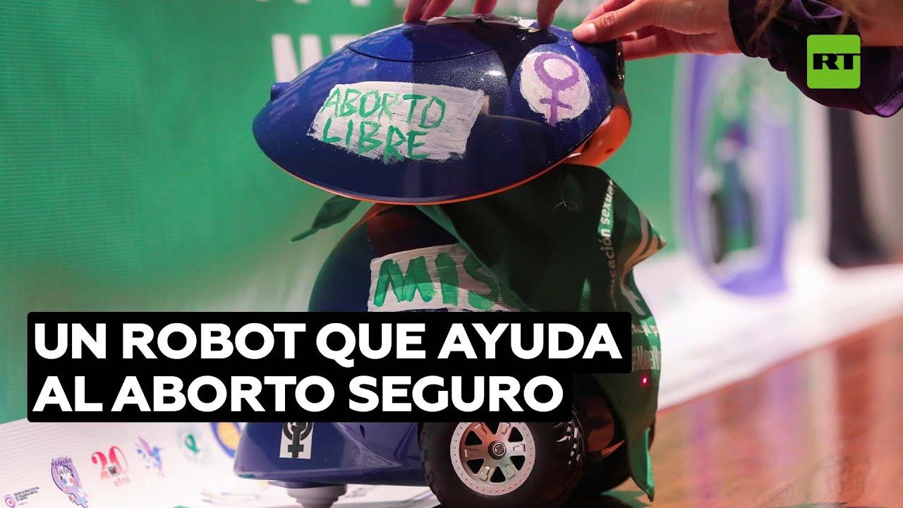 Un robot ayudará a mujeres mexicanas a abortar de forma segura