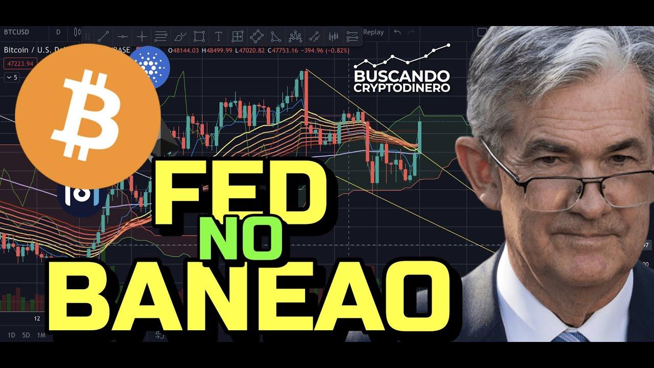 Bitcoin NO sera Baneado por la FED !!!
