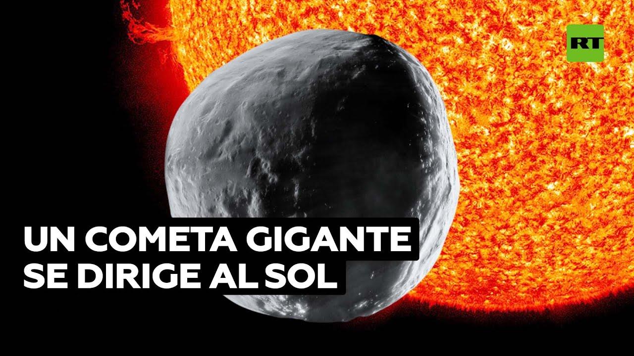 Avistan un megacometa 7 veces más grande que un satélite de Marte @RT Play en Español