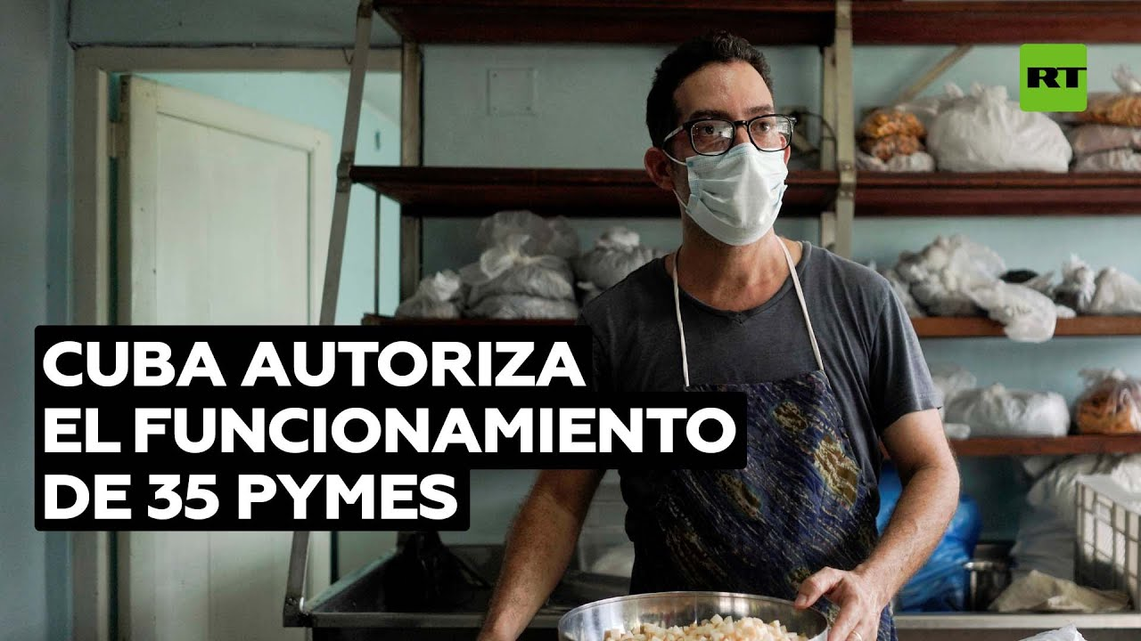 Autorización de pymes abre oportunidades para el negocio en Cuba