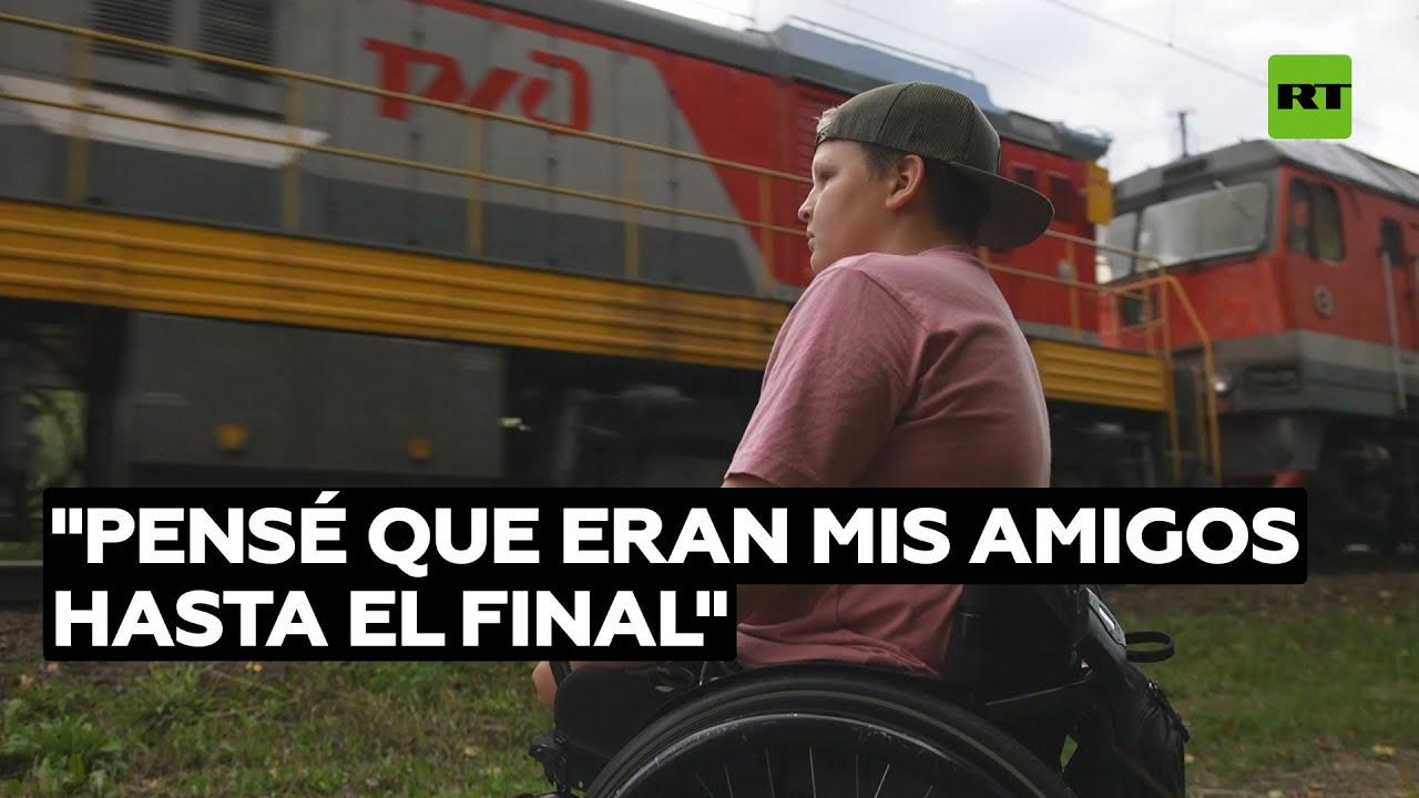 Niño de 11 años perdió las piernas por un desafío tonto y peligroso al que le retaron sus 'amigos'