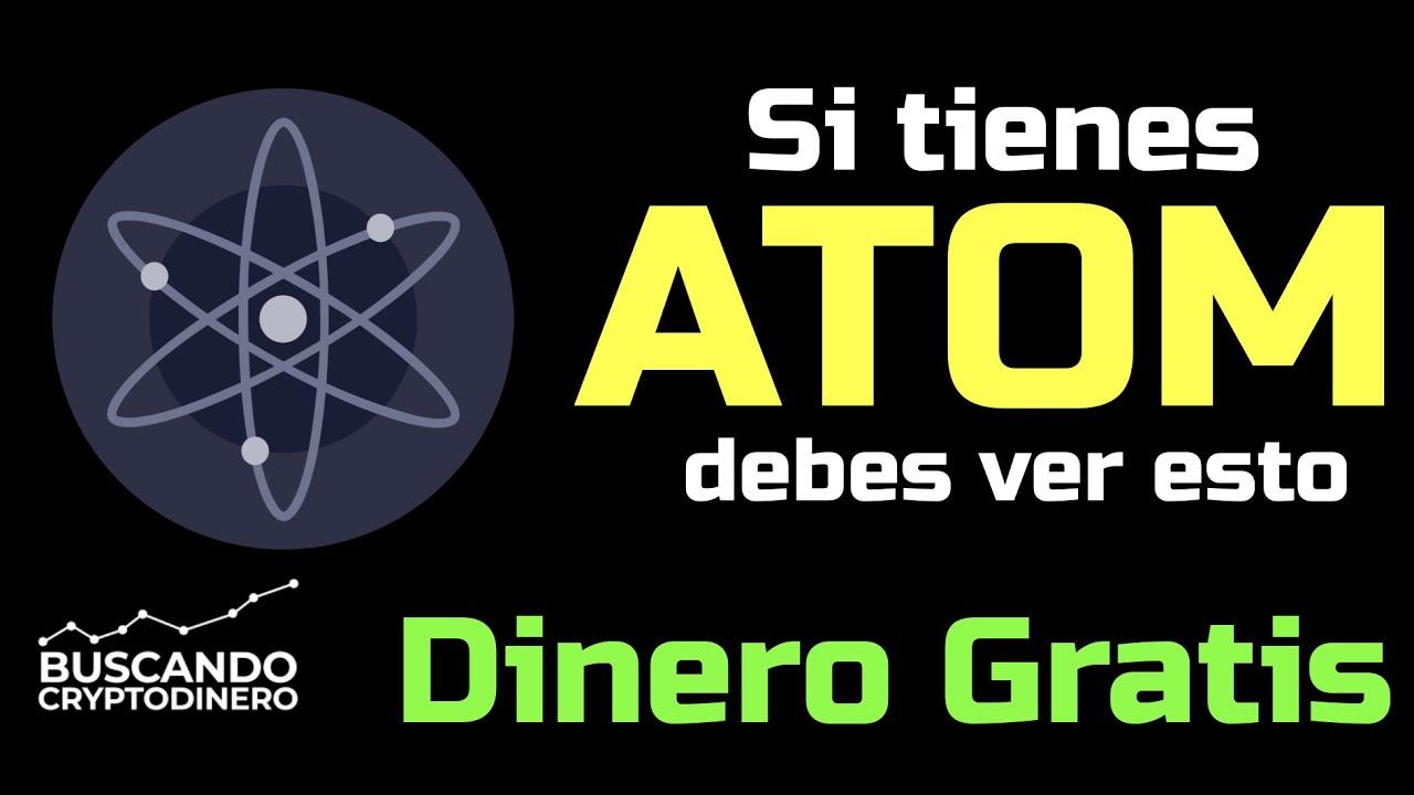 Si tienes ATOM Cosmos te conviene ver este video #osmosis #airdrop #dinerogratis