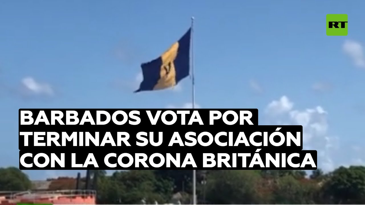 Barbados vota por convertirse en república e independizarse de la reina Isabel II