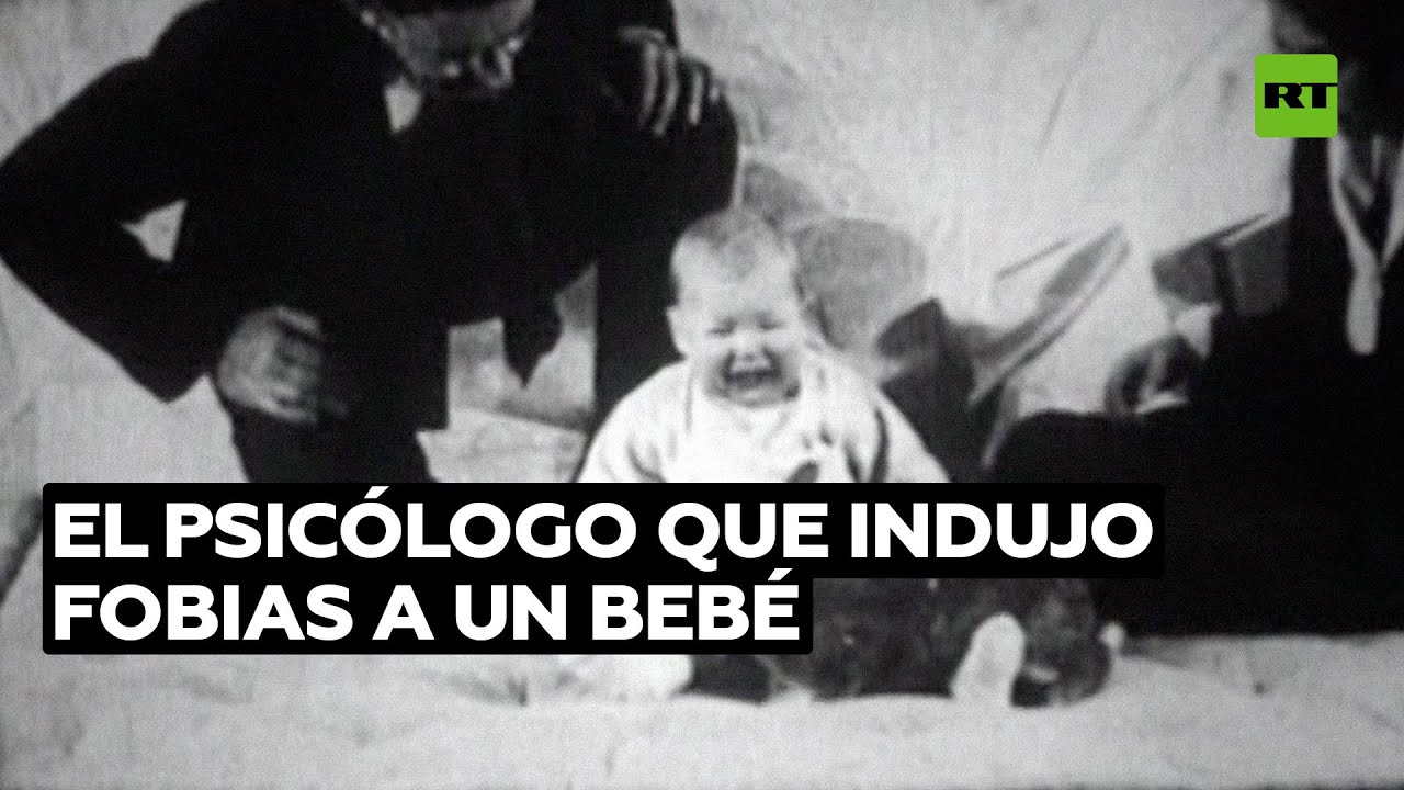John B. Watson: el psicólogo que causó fobias a un bebé, en vez de curárselas @RT Play en Español