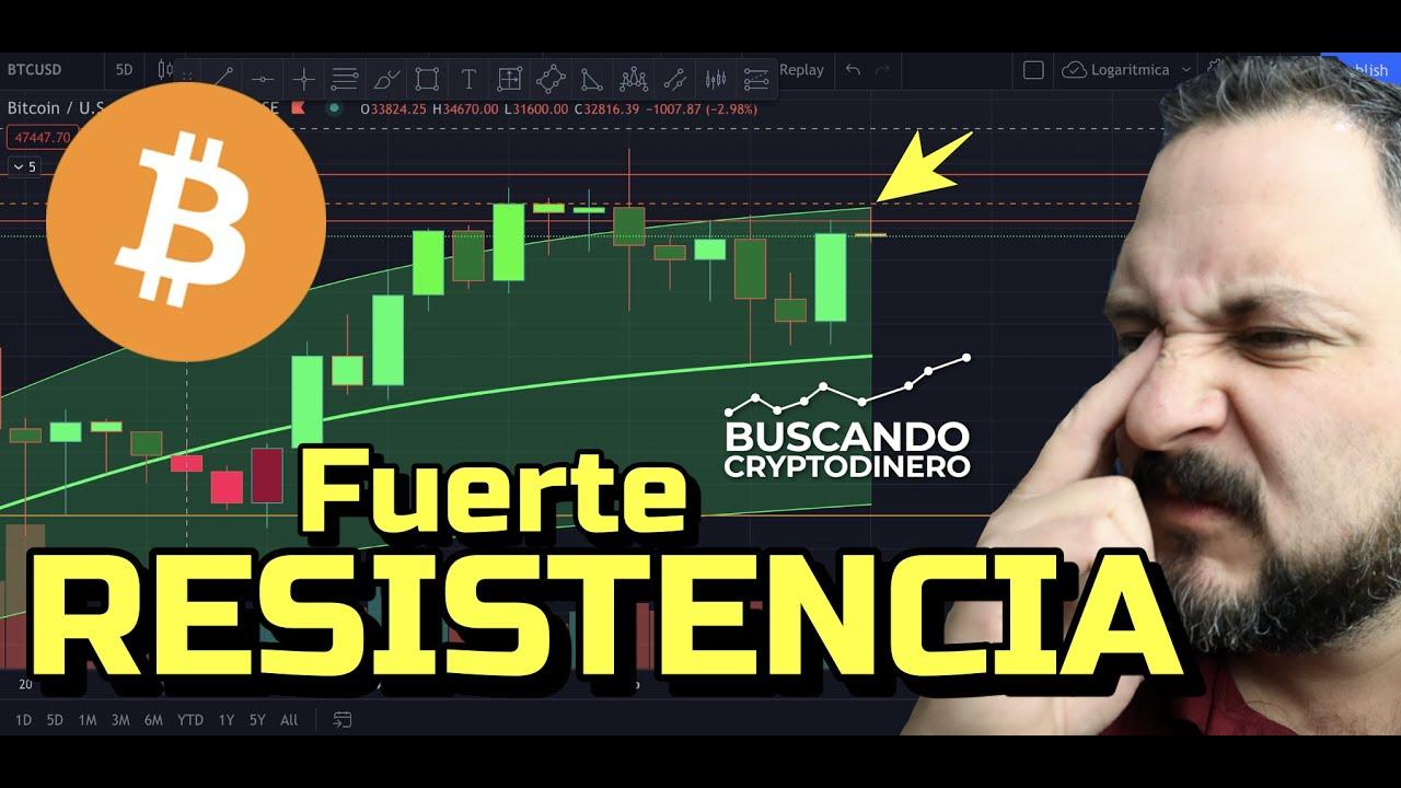 💣 Bitcoin… Enfrenta fuerte resistencia !!! Noticias y rifa de litecoin !!