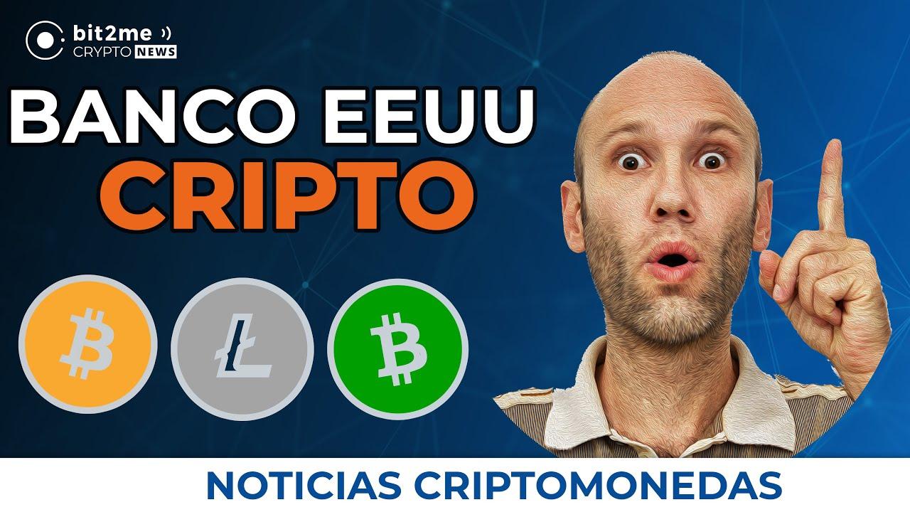 🚨 NOTICIAS CRIPTOMONEDAS HOY 💸 BITCOIN por encima de 50 MIL $$$ 🏦 US BANK ofrece CRIPTOMONEDAS 👈