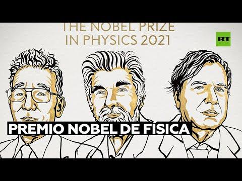 """Premio Nobel de Física """"por contribuciones a la comprensión de sistemas físicos complejos"""""""