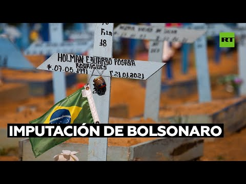 La comisión que investiga la gestión de la pandemia en Brasil solicitará la imputación de Bolsonaro