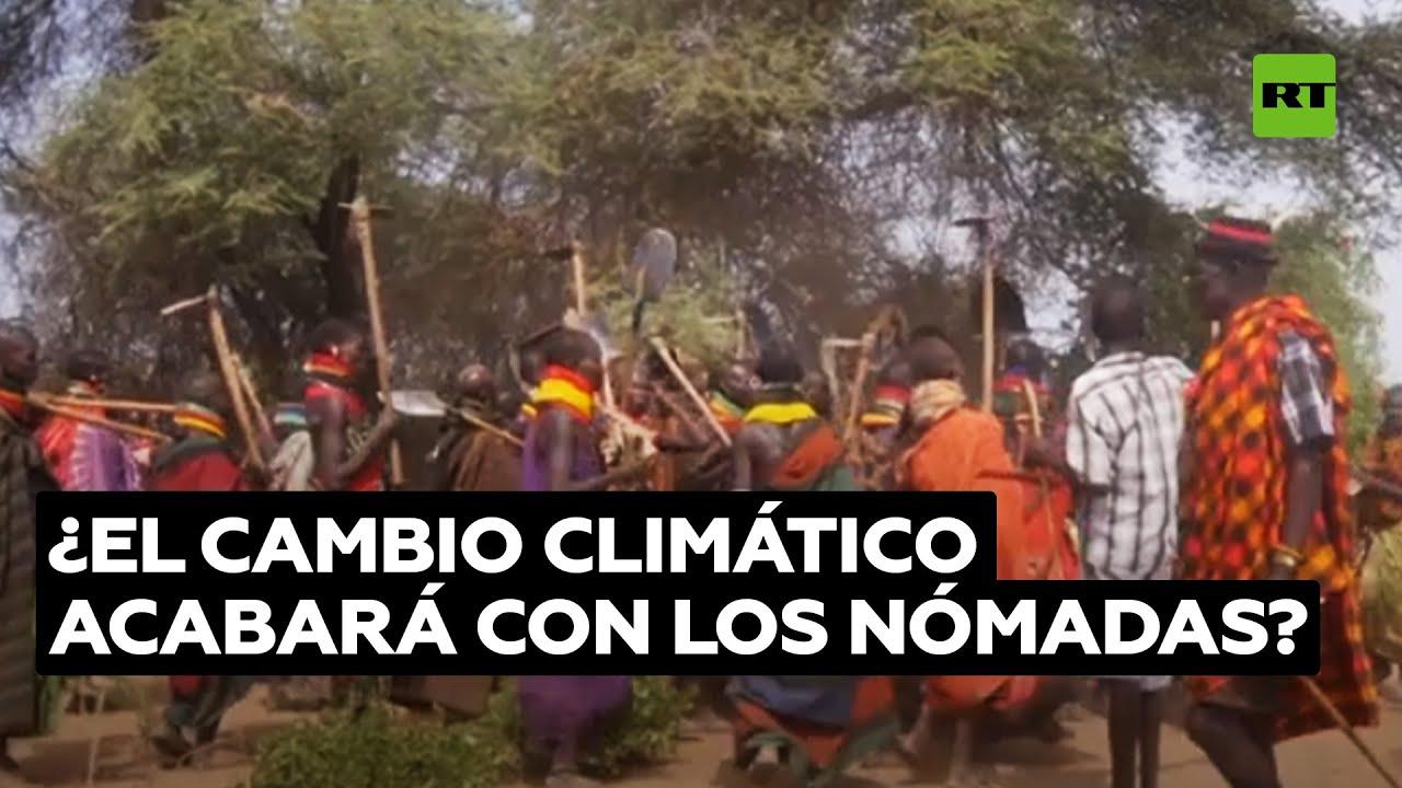 El cambio climático obliga a los masáis a renunciar a su vida nómada @RT Play en Español